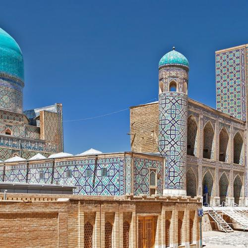 All you need to know about Uzbekistan