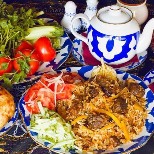 Usbekische Küche
