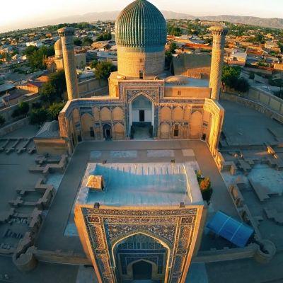 Usbekistan – Perle der Seidenstrasse