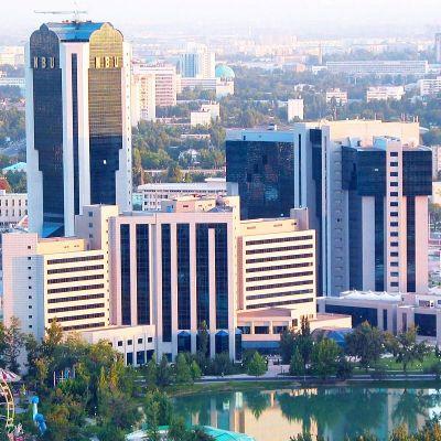 Uzbekistan – country tour