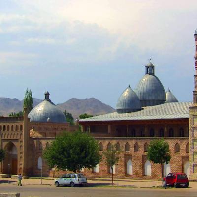 Viaje cultural por caminos de la Gran Ruta de la Seda