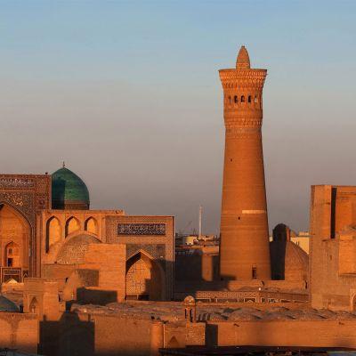 Grosse Rundreise Durch Zentralasien
