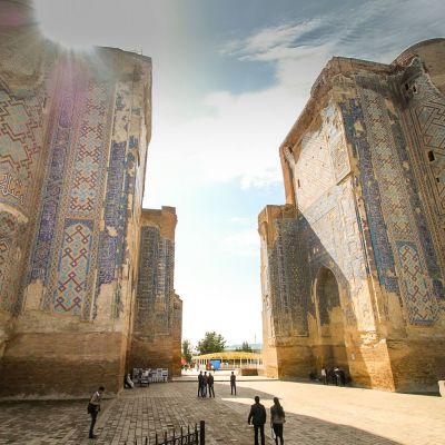 Höhepunkte Usbekistans mit Derbent